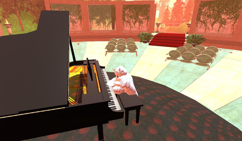 Stress à jouer du piano devant public