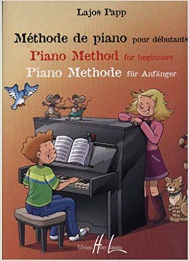 Méthode de piano pour débutants enfants