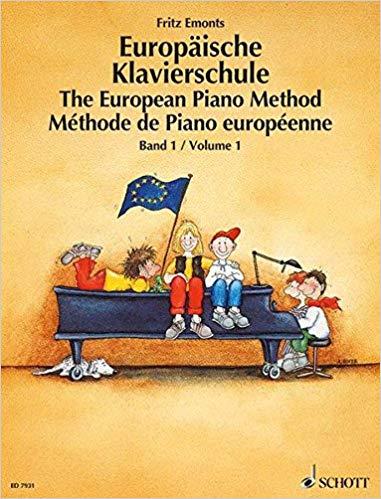 Méthode de piano Européenne