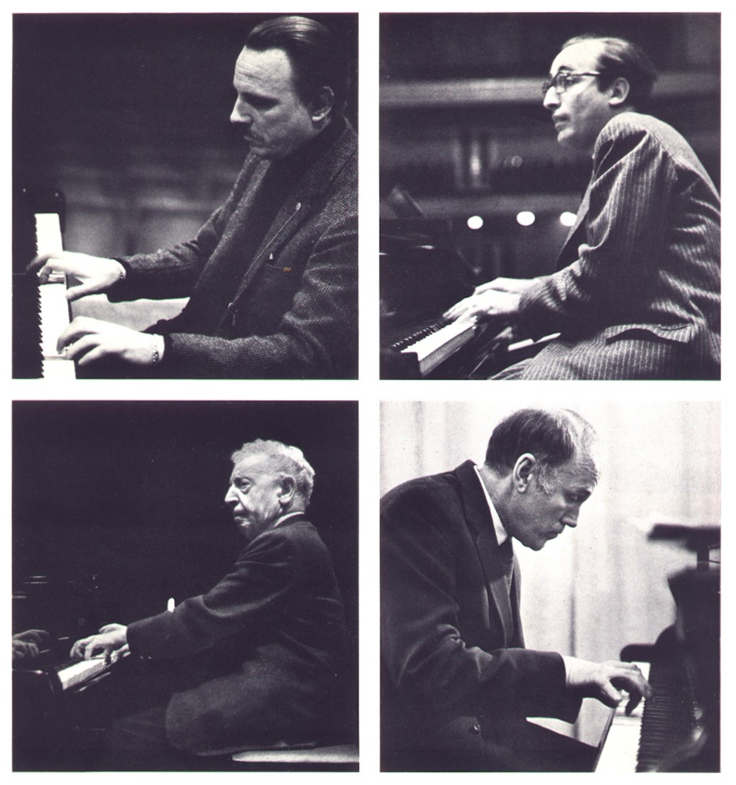 Grands pianistes