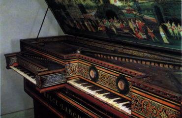 Piano historique