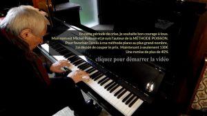 Méthode de piano Michel Poisson