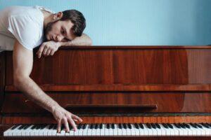 Frustration dans l'apprentissage du piano