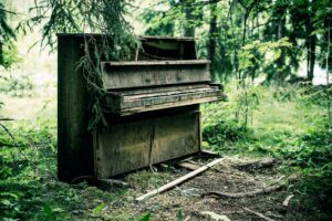 Frustration d'apprendre le piano